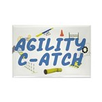 C-ATCH Rectangle Magnet (100 pack)