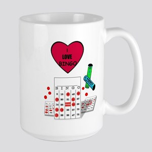 BINGO ADDICT Large Mug