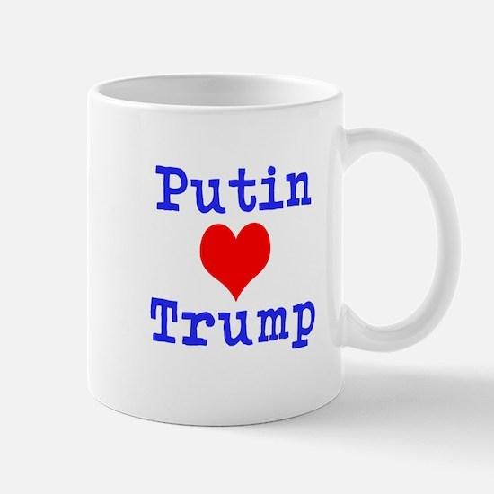 Putin Loves Trump Mugs
