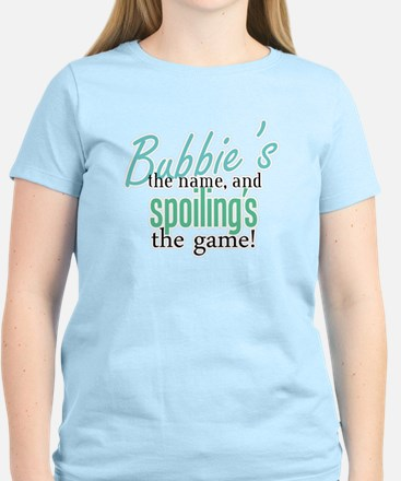 Bubbie's the Name! Women's Light T-Shirt