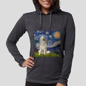 Starry Night / Pyrenees Long Sleeve T-Shirt