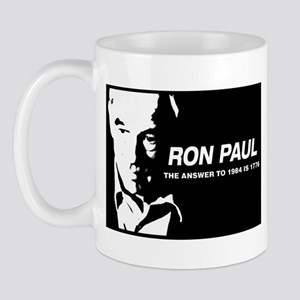 Ron Paul Revere Mugs