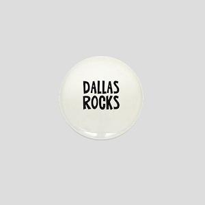 Dallas Rocks Mini Button