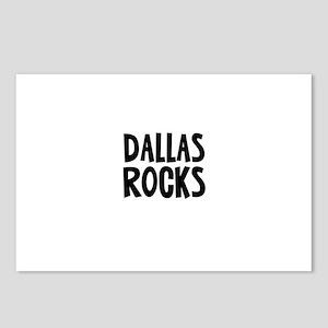Dallas Rocks Postcards (Package of 8)