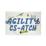 CS-ATCH Rectangle Magnet (100 pack)