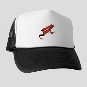 Poison Arrow Frog Trucker Hat