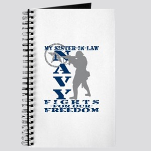 Sis-n-Law Fights Freedom - NAVY Journal