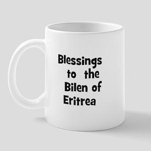 Blessings  to  the  Bilen of  Mug