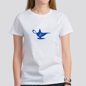 Genie Lamp Women's T-Shirt