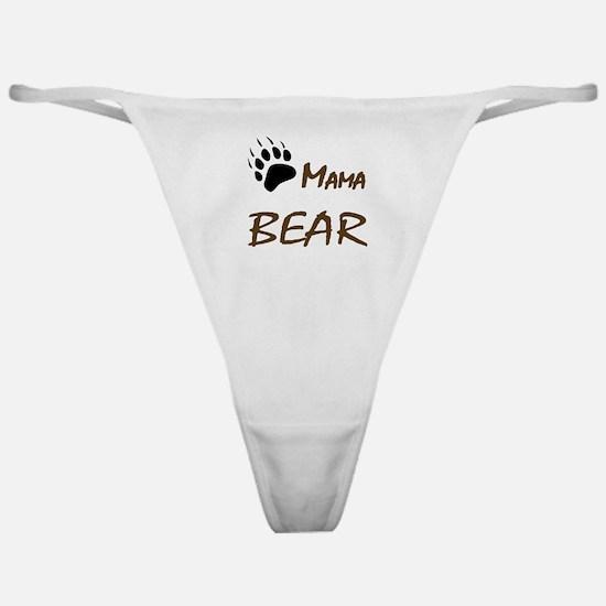 Mama Bear Classic Thong