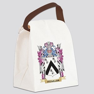 Fitzwilliam Coat of Arms (Family Canvas Lunch Bag