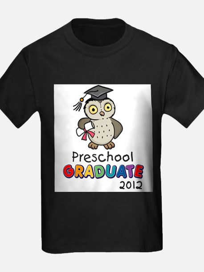 Preschool Graduate 2012 - Owl T-Shirt