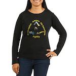AAA Agility Women's Long Sleeve Dark T-Shirt