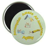 AAA Agility Magnet
