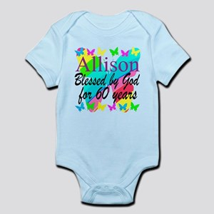 60TH PRAYER Infant Bodysuit