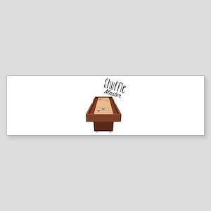 Shuffle Master Bumper Sticker