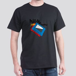 Hit The Books T-Shirt