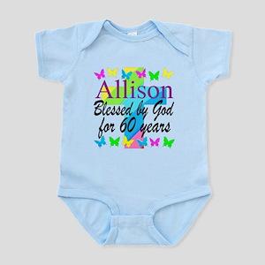 60TH PRAYER Infant Bodysuit