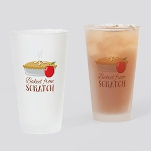 Baked From Scratch Drinking Glass