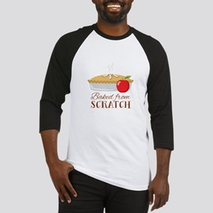 Baked From Scratch Baseball Jersey
