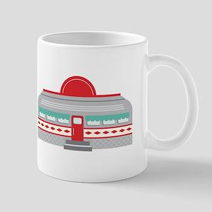 Retro Diner Mugs