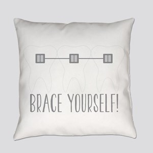 Brace Yourself Everyday Pillow