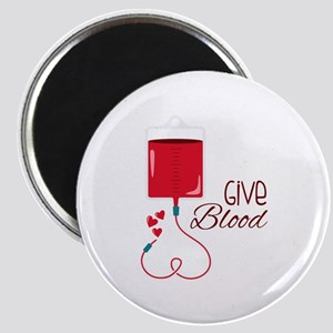 Give Blood Magnets