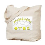 OTBC On the Ball City Canaries on a football Tote