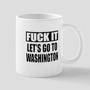 Let's Go To Washington Mug