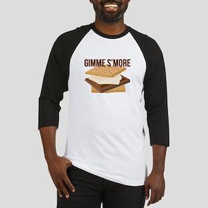 Gimme Smore Baseball Jersey