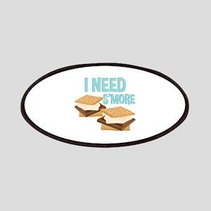 I Need Smore Patch