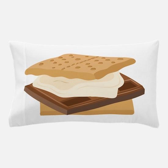 Smores Pillow Case