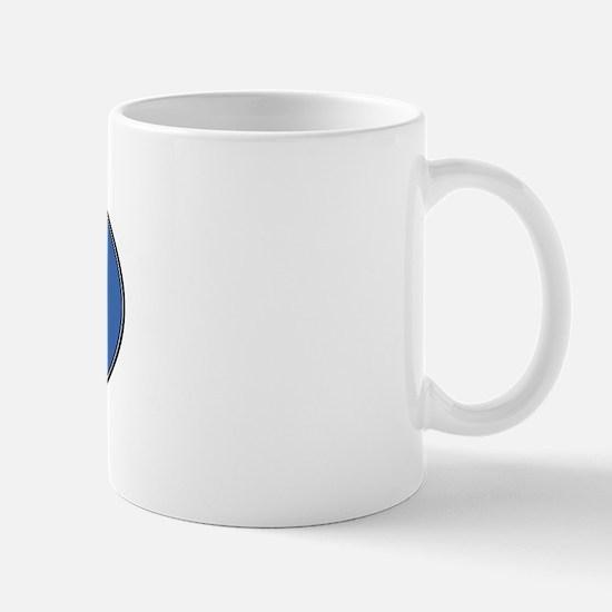 Jump Rope (euro-blue) Mug