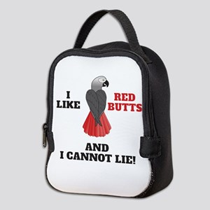 I Like Red Butts Neoprene Lunch Bag