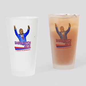 Sasquatch2016 Drinking Glass