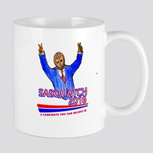 Sasquatch2016 Mugs