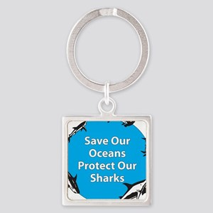 Save Our Oceans. Protect Our Keychains