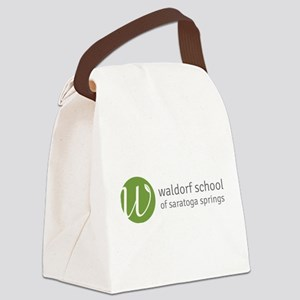 Final Logo  Canvas Lunch Bag