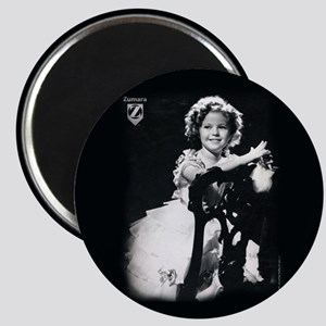 Shirley Temple Chair Magnet