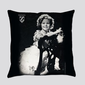 Shirley Temple Chair Everyday Pillow