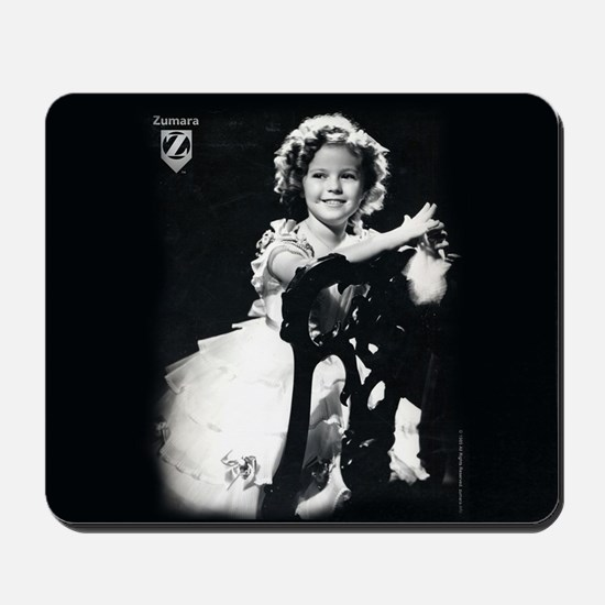 Shirley Temple Chair Mousepad