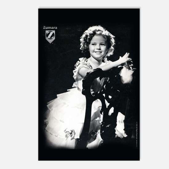 Shirley Temple Chair Postcards (Package of 8)