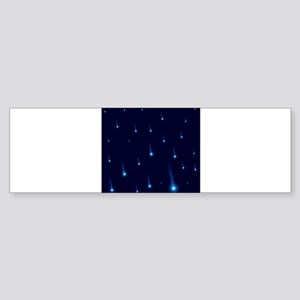 Falling Stars Bumper Sticker