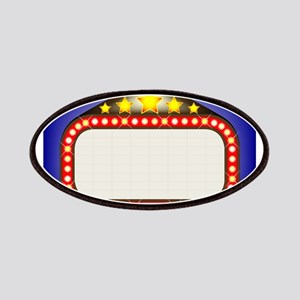 Movie Theatre Marquee Patch