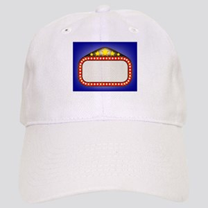 Movie Theatre Marquee Cap
