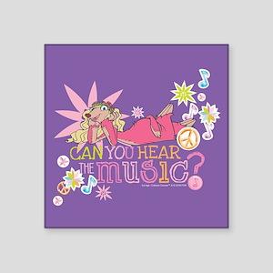 Ice Age Sylvia Music Full Bleed Sticker
