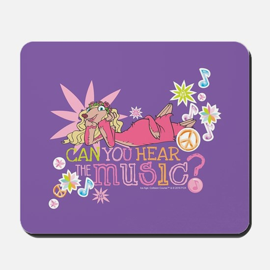 Ice Age Sylvia Music Full Bleed Mousepad