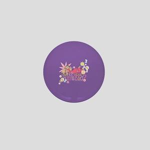 Ice Age Sylvia Music Full Bleed Mini Button