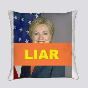 LIAR Everyday Pillow