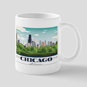 Chicago, Illinois Mugs